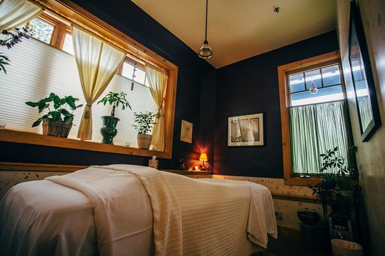 Brockway, Kalifornien: Massage room