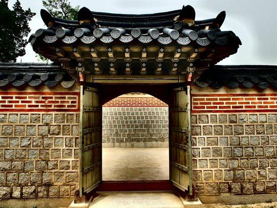 Gyeongbokgung : some side doors