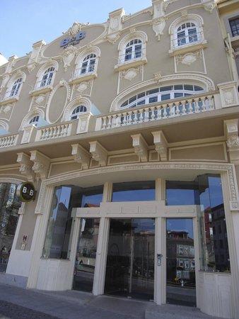 Moov Hotel Porto Centro: ホテル入り口