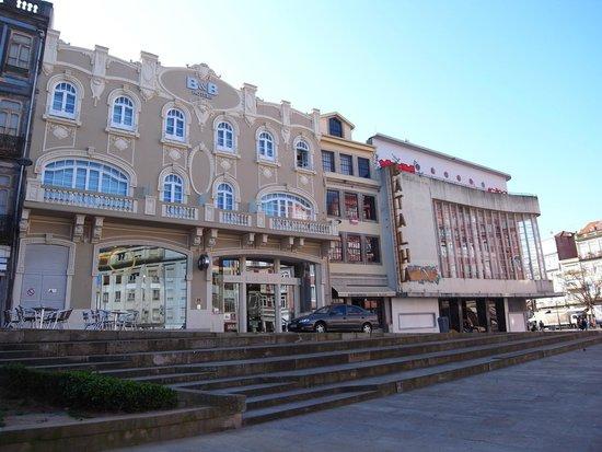 Moov Hotel Porto Centro: ホテル外観
