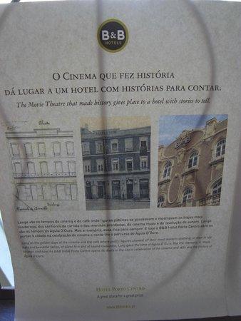 Moov Hotel Porto Centro: ホテルの歴史