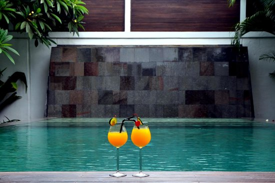 The Samaya Bali Seminyak : Private Pool