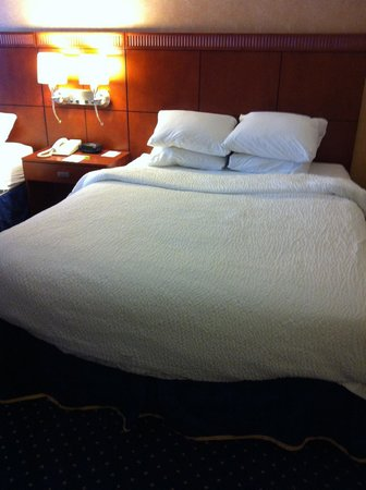 Courtyard by Marriott Chicago Glenview: Room