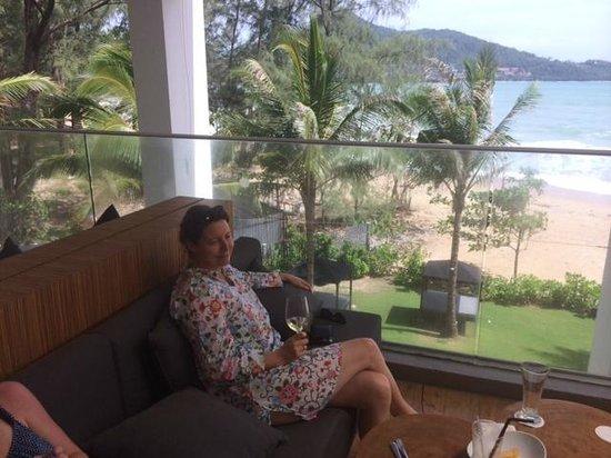 Novotel Phuket Kamala Beach : Lobby Lounge