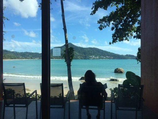 Novotel Phuket Kamala Beach : View from bedroom