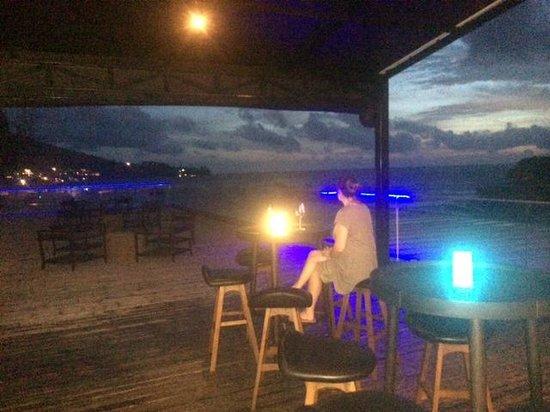 Novotel Phuket Kamala Beach : Rooftop Bar