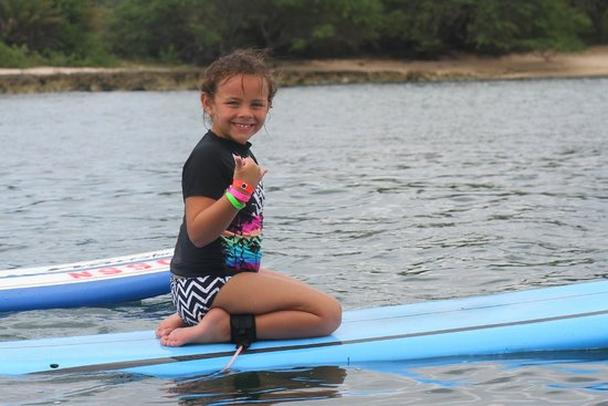 North Shore Surf Girls - Surf School: Shaka