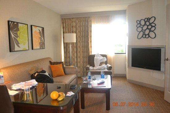 Sheraton Suites Orlando Airport: Suite