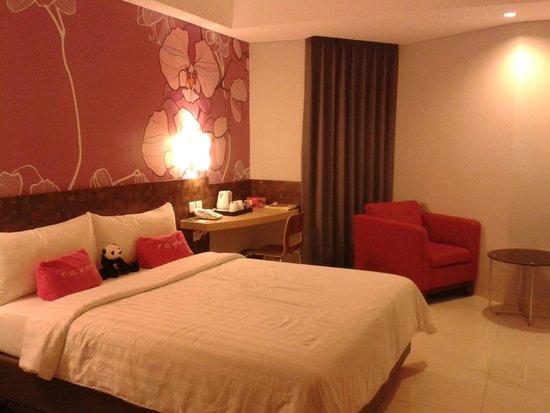 "favehotel Daeng Tompo : My little panda : ""I really enjoy my stay here"""