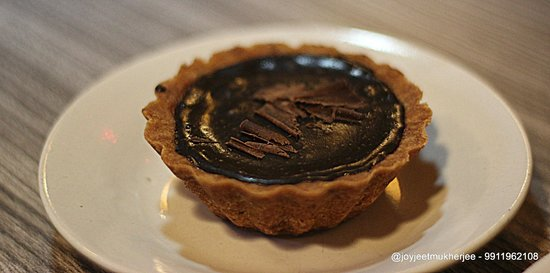 Woeser Bakery: Chocolate tart