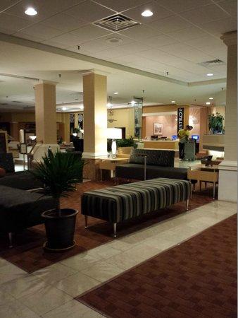 Holiday Inn Wilkes Barre East Mountain: Lobby