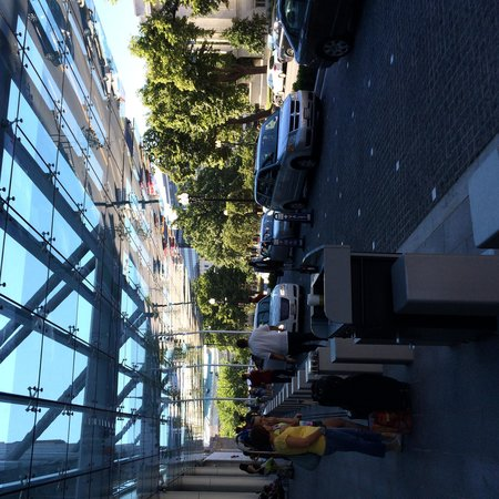 Marriott Marquis Washington, DC: Valet Parking