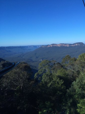 Anderson's Tours - Blue Mountains Day Tour: Beautiful Blue Mountains