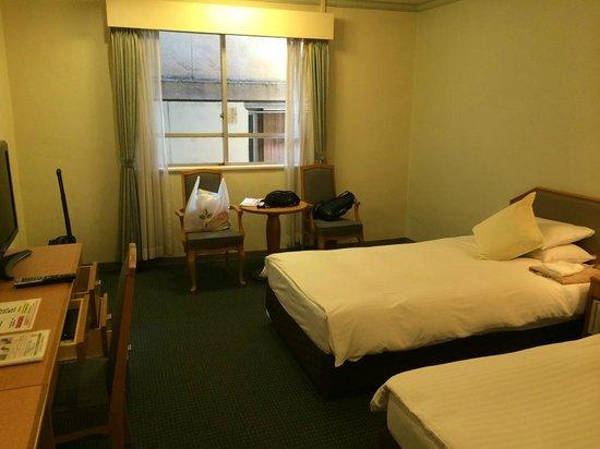 Hotel Miyahira: ツイン