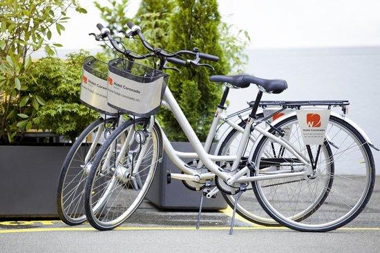 Coronado Hotel : Fahrrad zum Ausleihen