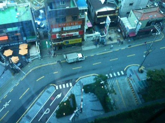 Mercure Seoul Ambassador Gangnam Sodowe : View from room