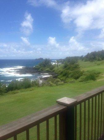 Travaasa Hana, Maui: View from our room