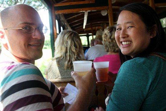 Charleston Tea Plantation: Trolley Tour