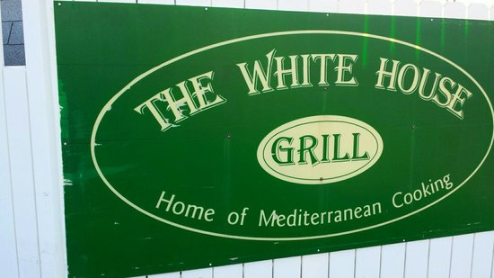 White House Grill: Mediterranean Cooking