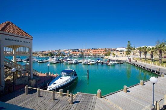 The Marina Hotel: Views