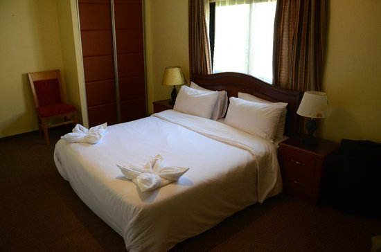 Al Rashid Hotel: Nice room