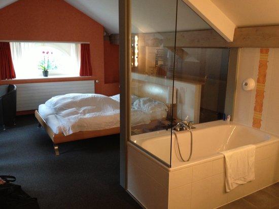 Hotel la Clef d'Or: Chambre