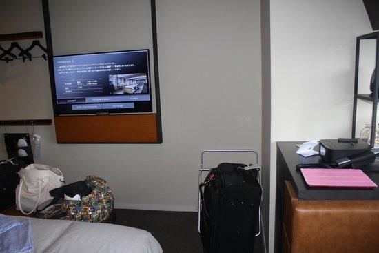 Shinjuku Granbell Hotel : Room
