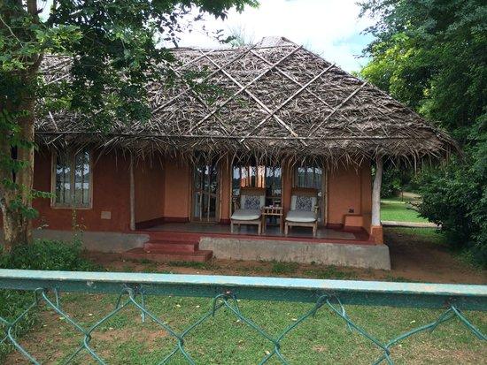 Evolve Back, Kabini : Riverside view of the hut