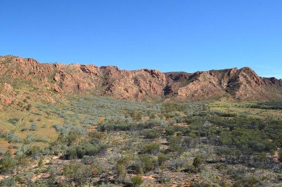 Tnorala (Gosse Bluff) Conservation Reserve : Gosse Bluff
