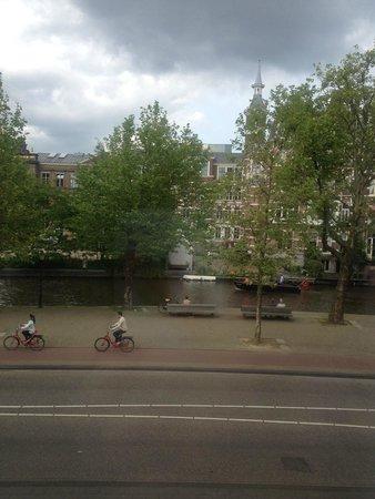 BEST WESTERN Apollo Museumhotel Amsterdam City Centre : Вид из номера