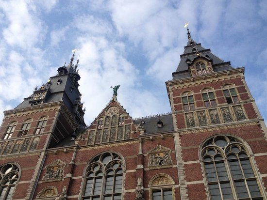 Apollo Museumhotel Amsterdam City Centre: Государственный музей поблизости