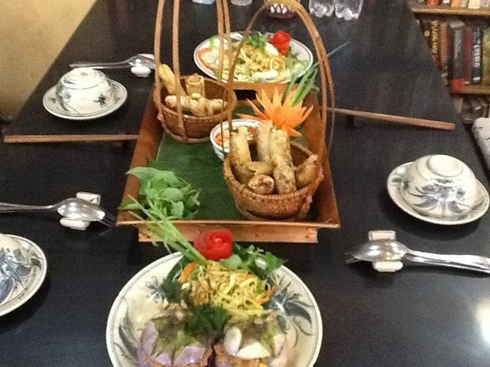 Orchid Cooking Class & Restaurant: a sumptuous outcome