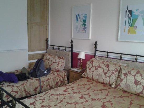 Pembroke Park Hotel: bedroom