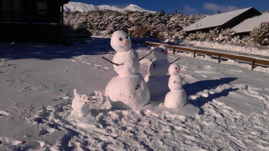 Skotel Alpine Resort: winter wonderland at Skotel