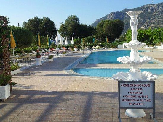 Kokalakis Beach Hotel: piscina