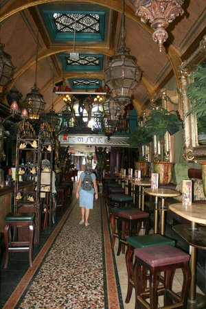 Cafe en Seine : The main gallery