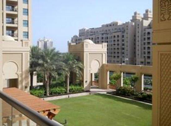 Fairmont The Palm, Dubai: Dalla Mia camera