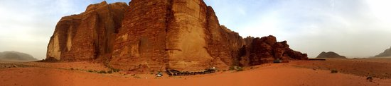 Bedouin Lifestyle Camp: The campsite
