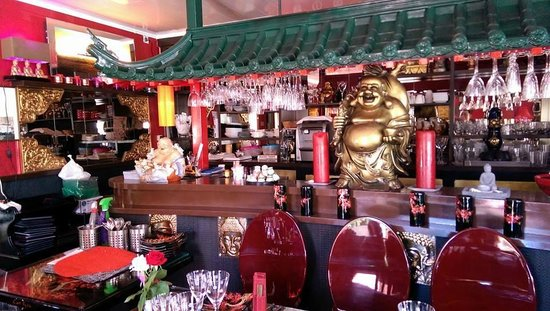 Chez Xuan Restaurant Asiatique: Bar