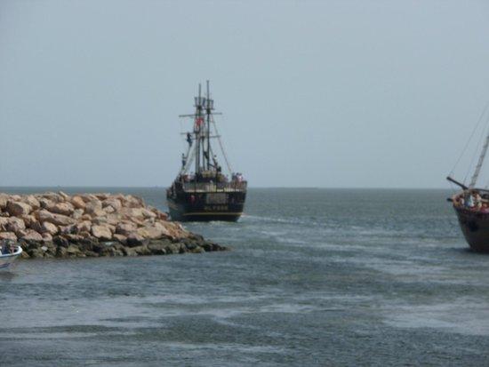 Djerba Sun Club: Excursion bateau pirate