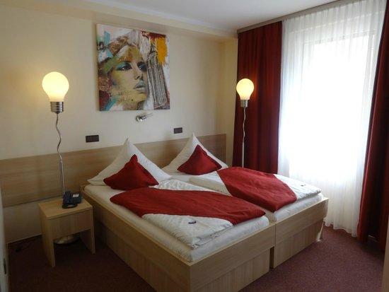 Hotel Koenigshof: Doppelzimmer