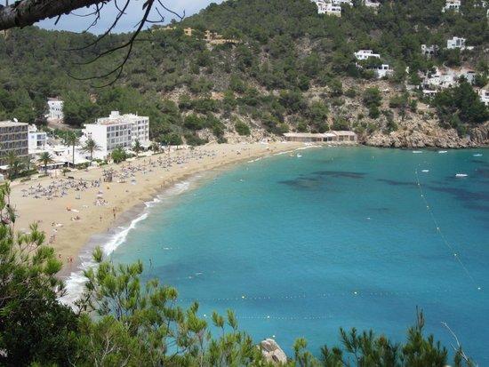 Playa Puerto de San Miguel: Nice view