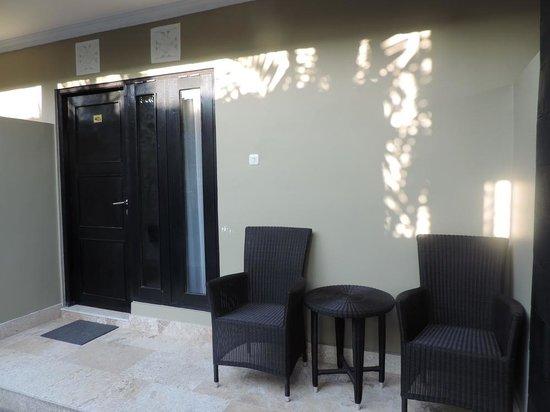 Legian Guest House: Deluxe Terrace