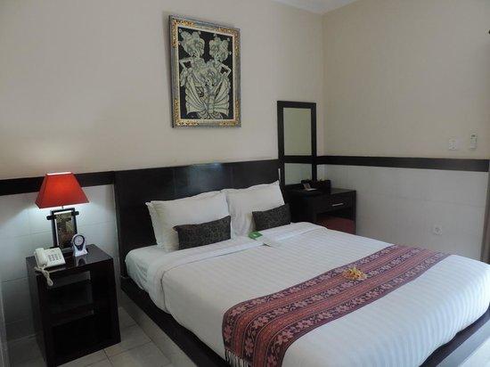Legian Guest House: Standard Room1