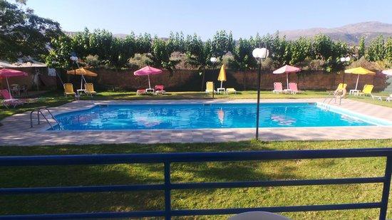 Marva Apartments-Studios: swimming pool