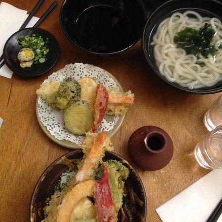 Udon Bistro Kunitoraya: yummy <3