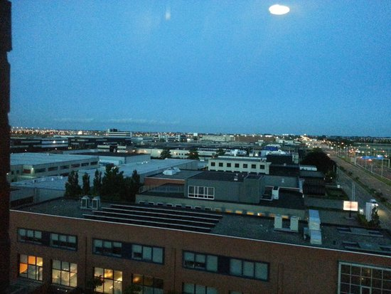 Hyatt Place Amsterdam Schiphol Airport: View from the room