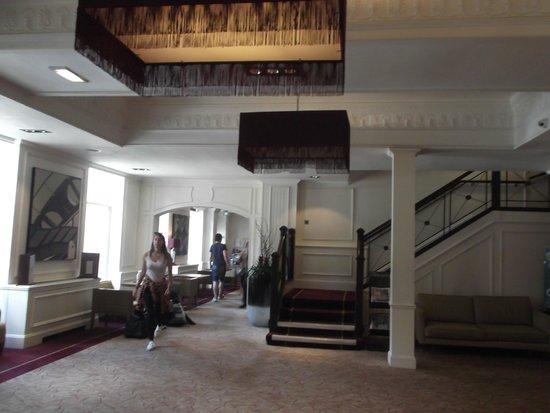 Hilton Edinburgh Grosvenor : Hotel Foyer
