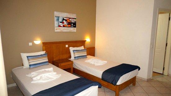 Platanias Mare Hotel: Номер