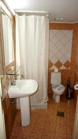 Platanias Mare Hotel: Санузел